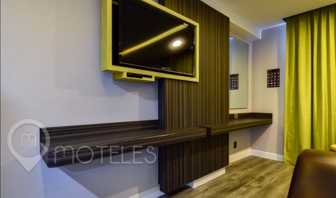 Habitacion Sencilla Hotel  del Motel RomAmor