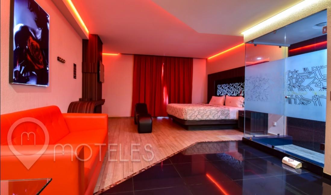 Habitacion Suite Hotel del Motel RomAmor