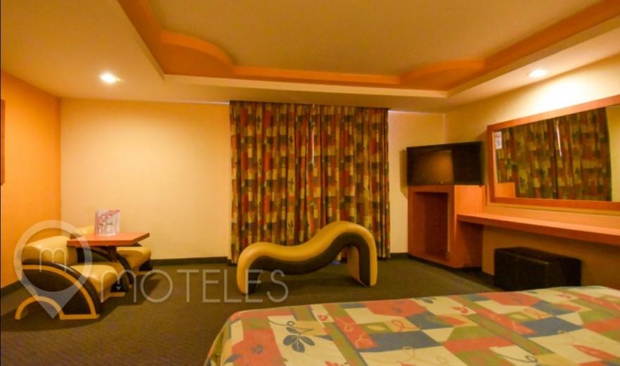 Habitacion Hotel Especial del Motel San Cristóbal Centro