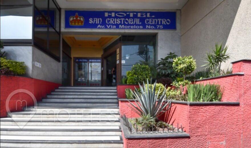 Motel San Cristóbal Centro