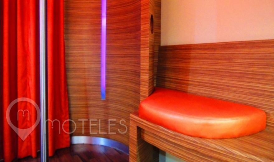 Habitacion Deluxe Suite del Motel San Remo Villas & Suites