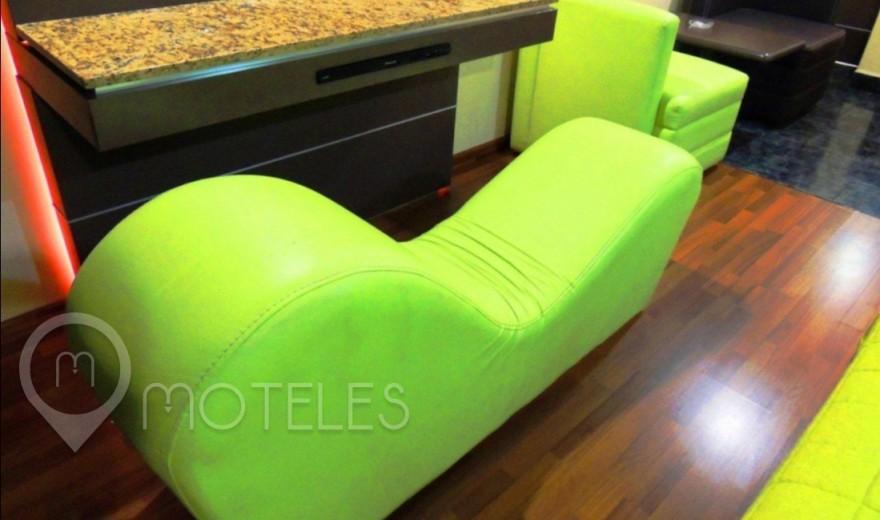 Habitacion Jr. Suite del Motel San Remo Villas & Suites