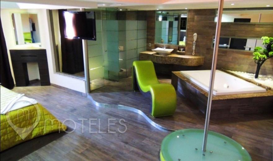 Habitacion Master Suite del Motel San Remo Villas & Suites