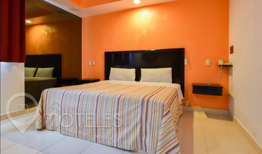 Habitacion Junior del Motel Santa Cruz