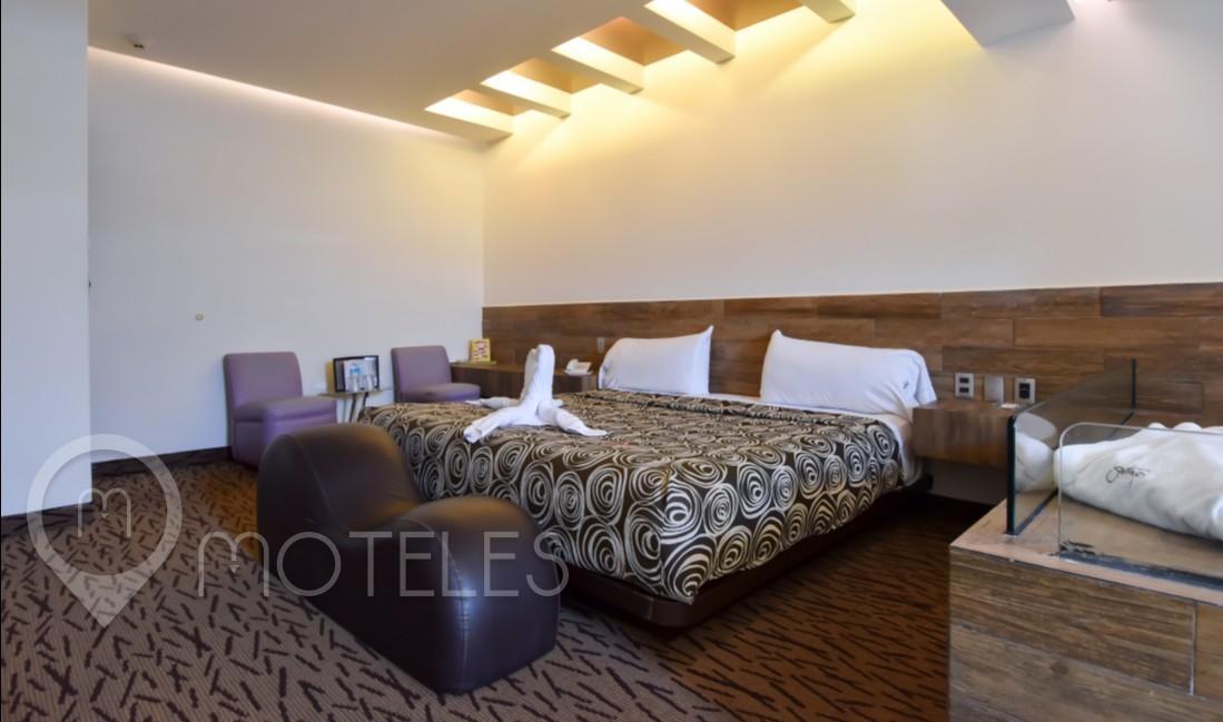 Habitacion Jacuzzi del Motel Santiago