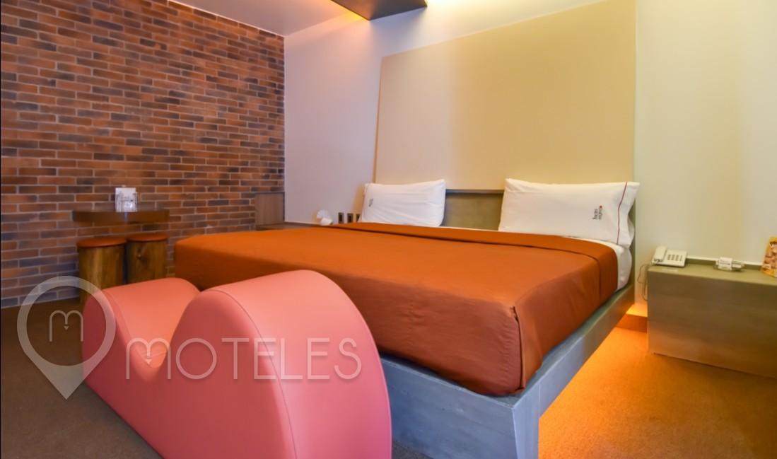 Habitacion Hotel Sencilla  del Motel Segredo