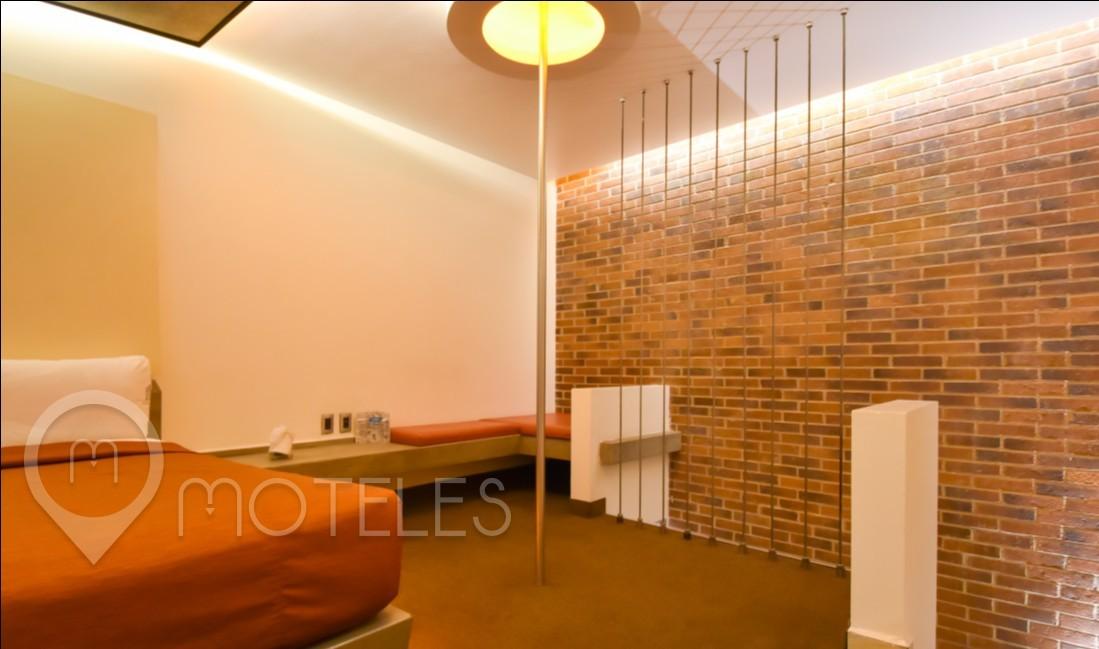 Habitacion Motel Jacuzzi del Motel Segredo
