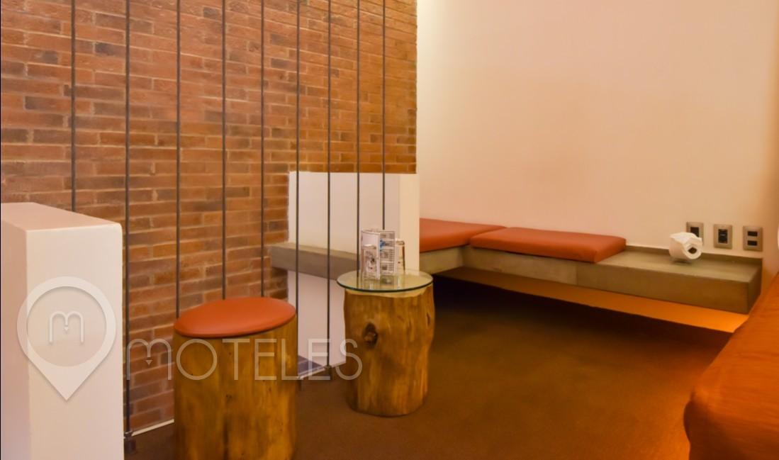 Habitacion Motel Sencilla  del Motel Segredo