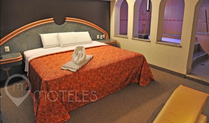 Habitacion Jacuzzi del Motel Sena