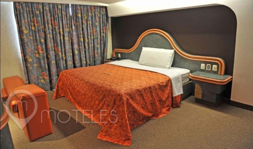 Habitacion Estándar del Motel Sena