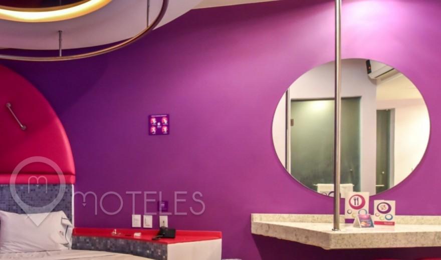 Habitacion Villa Alberca del Motel Hotel y Villas Sfera