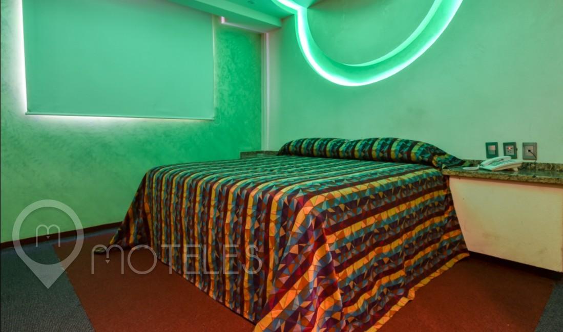 Habitacion Hotel Sencilla del Motel Siesta del Sur