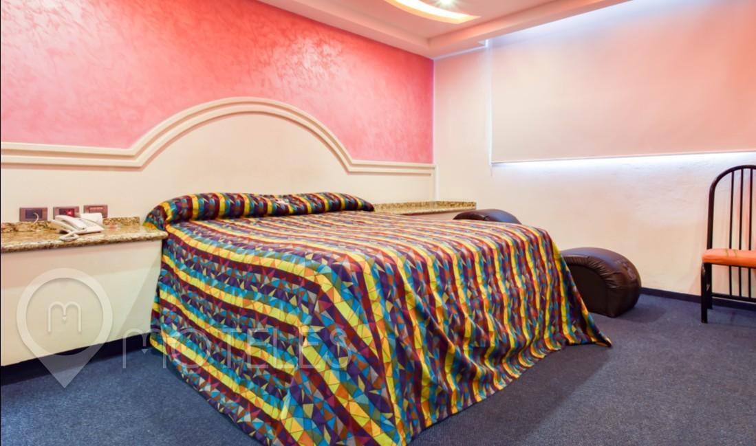 Habitacion Villa Sencilla del Motel Siesta del Sur