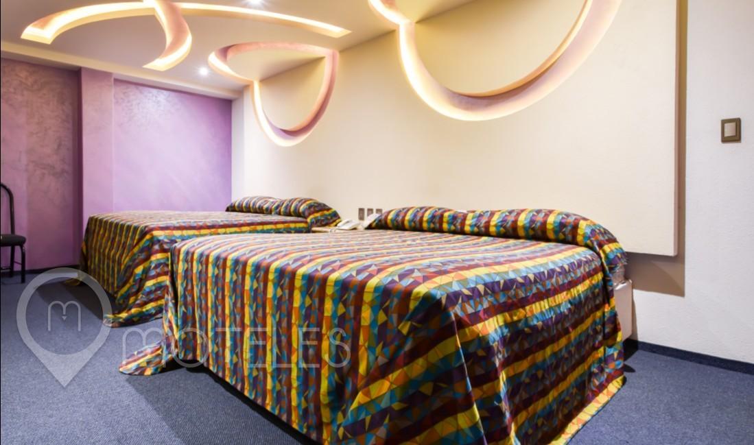 Habitacion Hotel Doble del Motel Siesta del Sur