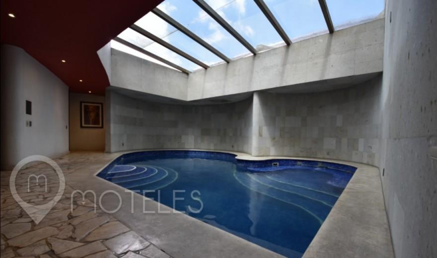 Habitacion Suite Alberca del Motel Skala Nova Villas & Suites