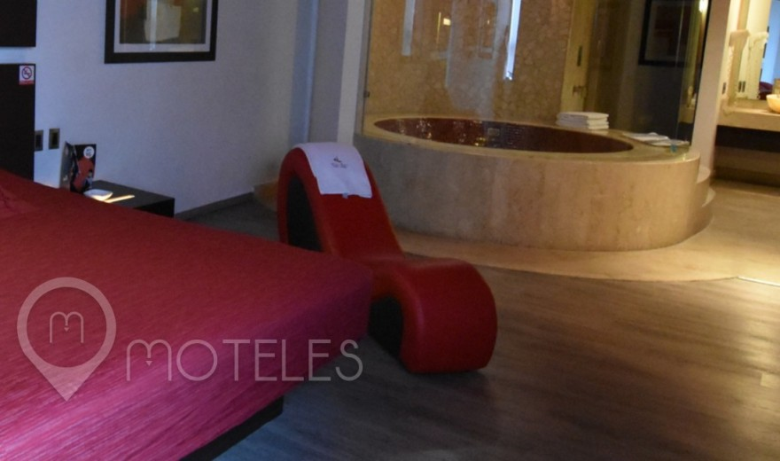 Habitacion Junior Suite del Motel Skala Nova Villas & Suites