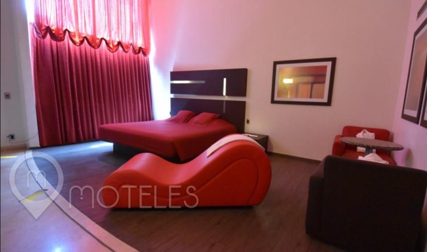 Habitacion Master Jacuzzi del Motel Skala Nova Villas & Suites