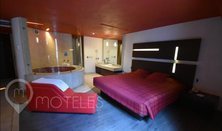 Habitacion Jacuzzi Sencilla  del Motel Skala Nova Villas & Suites