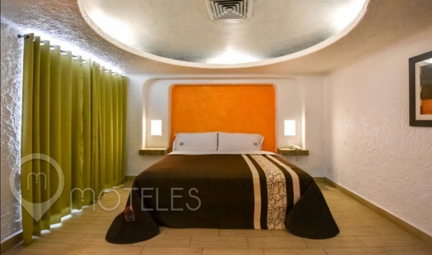 Habitacion Torre del Motel Suites Las Fuentes