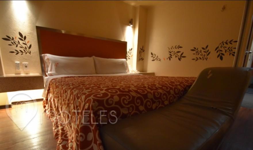 Habitacion Hotel - Suite Sencilla del Motel Tacuba