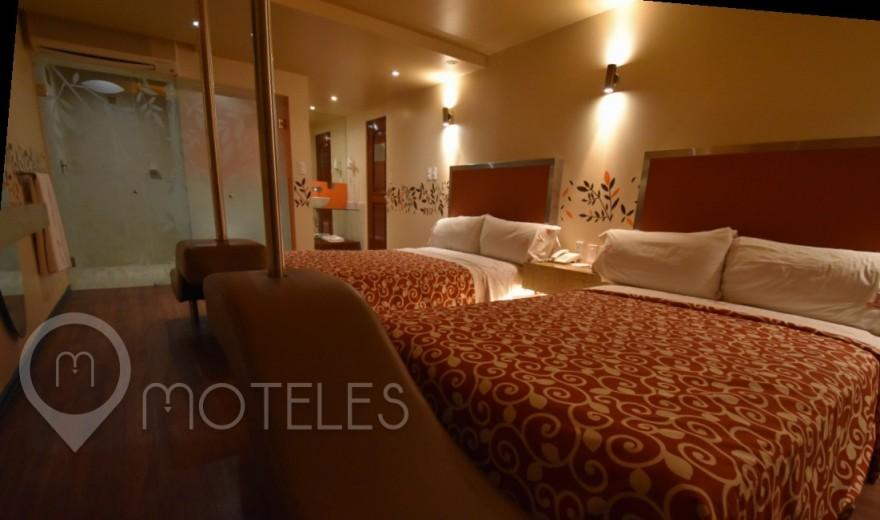 Habitacion Hotel - Suite Doble del Motel Tacuba