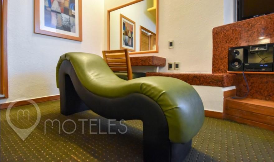 Habitacion Villa Master del Motel Suites & Villas Tikal