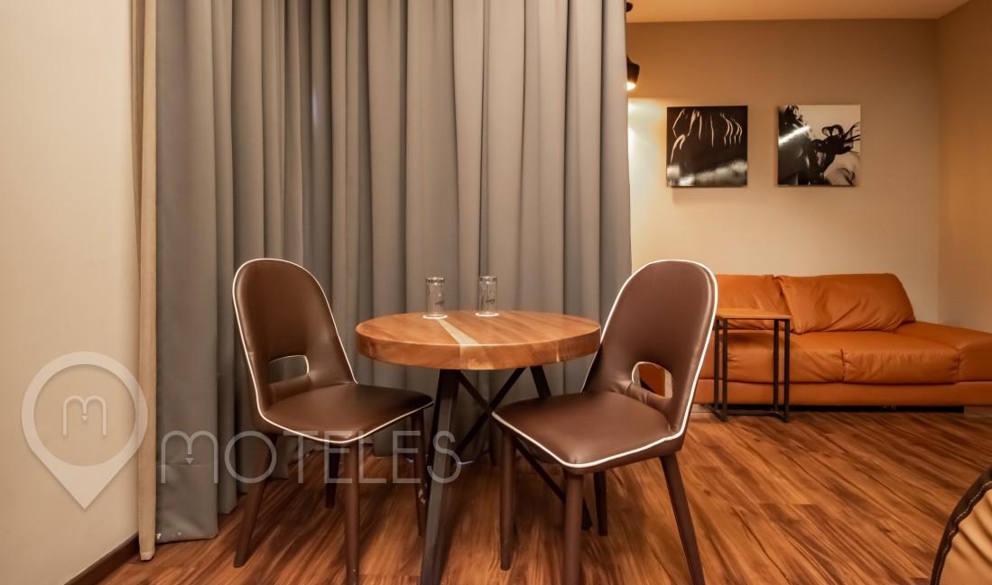 Habitacion Master Suite  del Motel Picasso Lerma