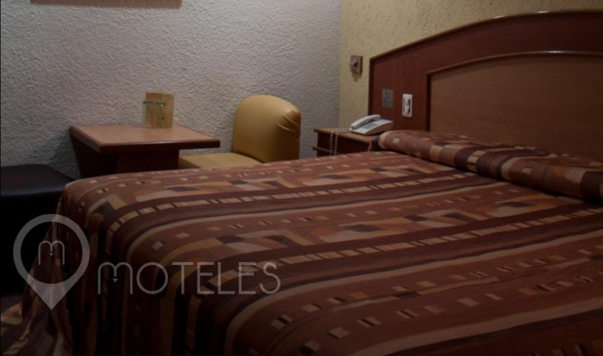 Habitacion King Size del Motel Tres Colonias