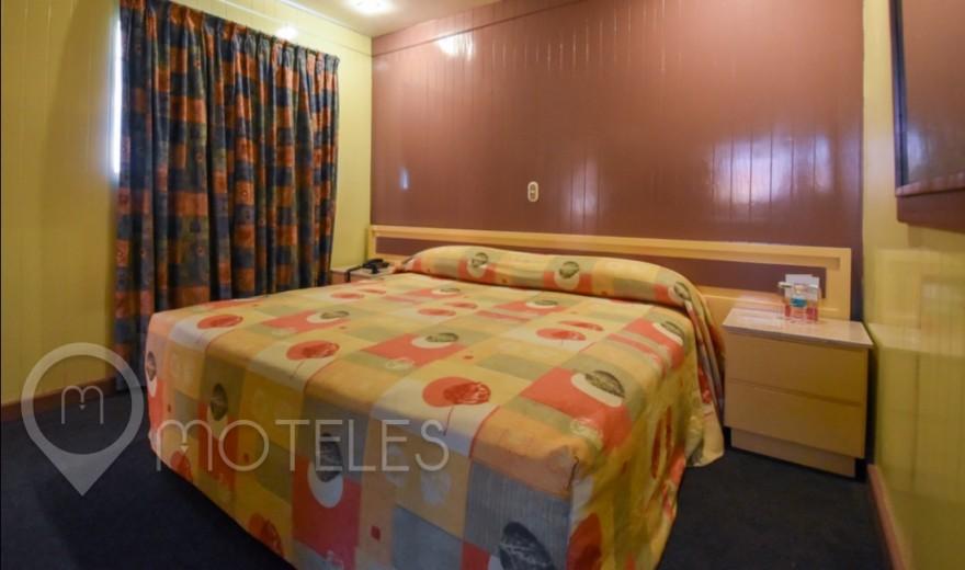 Habitacion Sencilla del Motel Triana