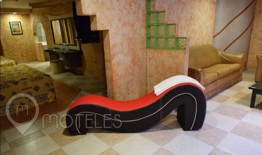 Habitacion Master Suite del Motel Tultitlán