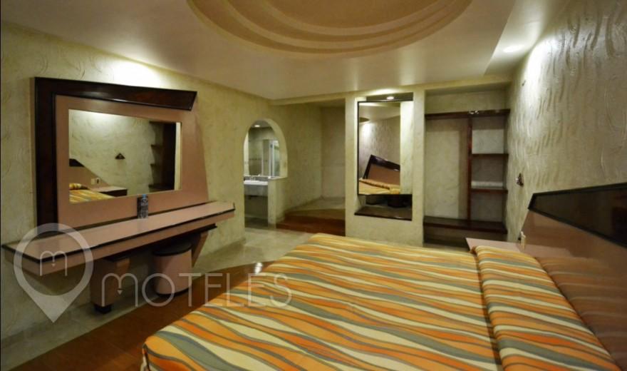 Habitacion Villa Sencilla con o sin Potro del Motel Tultitlán
