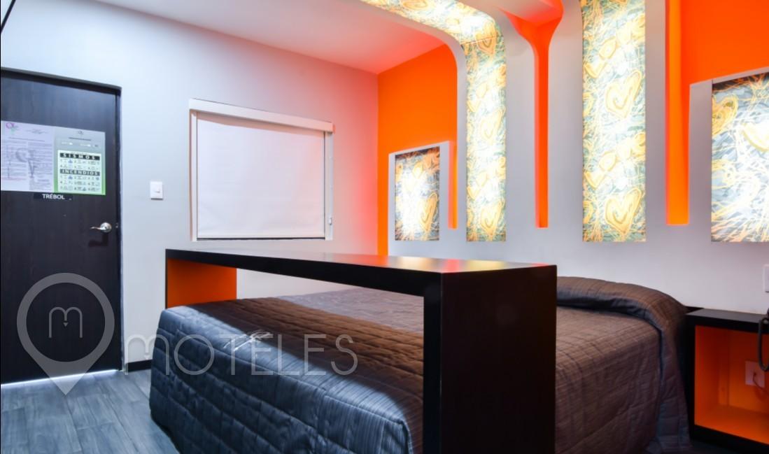 Habitacion Trébol Suite s/Garage del Motel Turista Las Flores