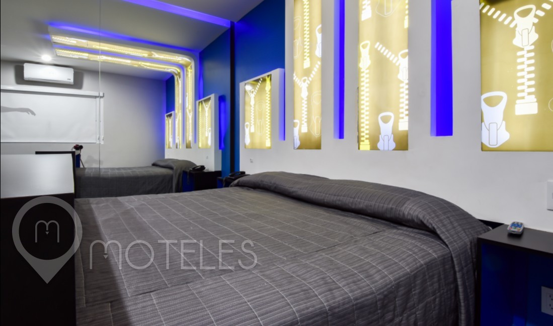 Habitacion Amapola Suite  del Motel Turista Las Flores