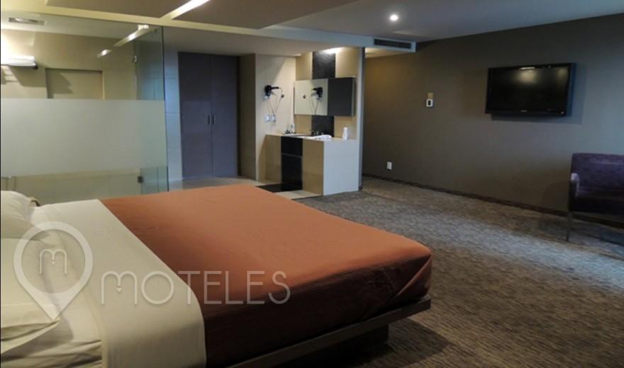 Habitacion Hotel del Motel Urban Hotel & Villas