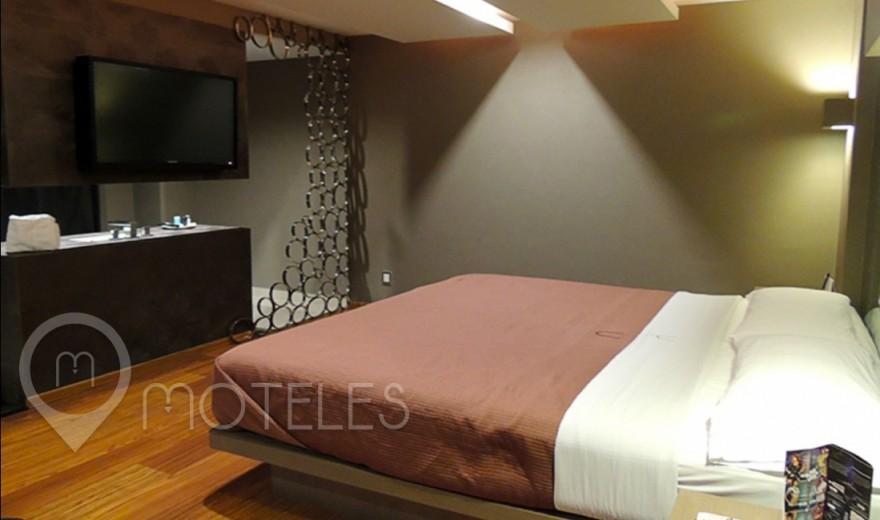 Habitacion Motel del Motel Urban Hotel & Villas