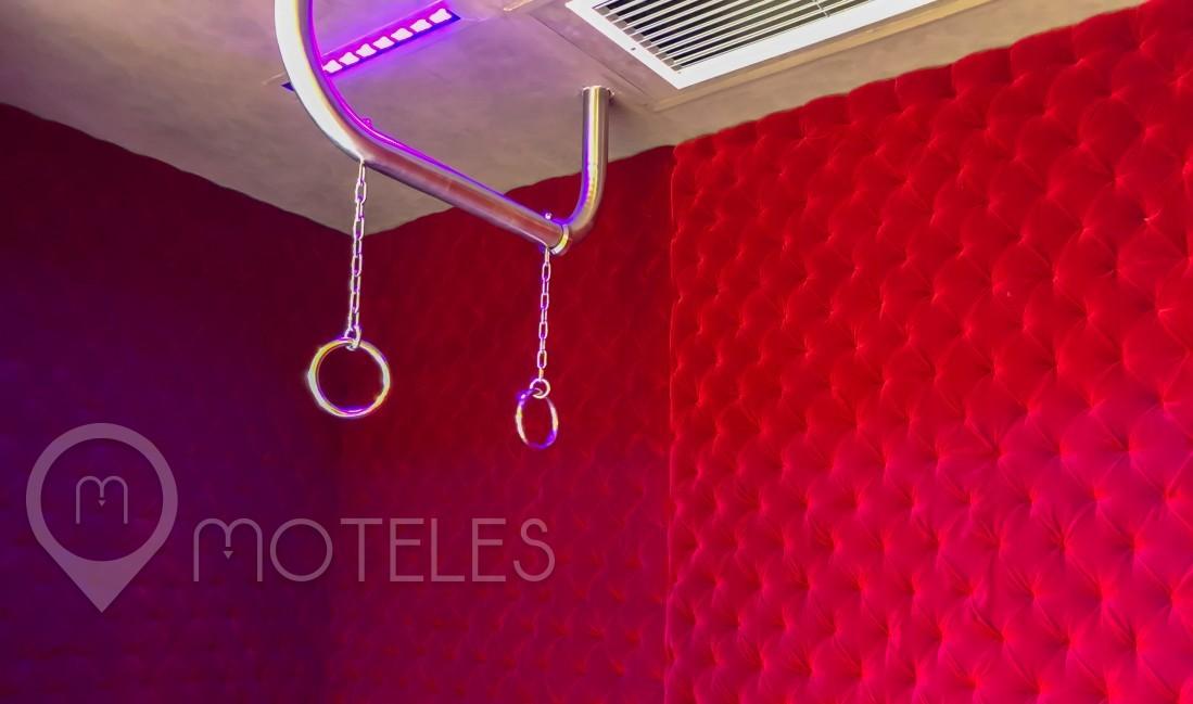 Habitacion Sky Suite del Motel V Motel Boutique Periférico Norte