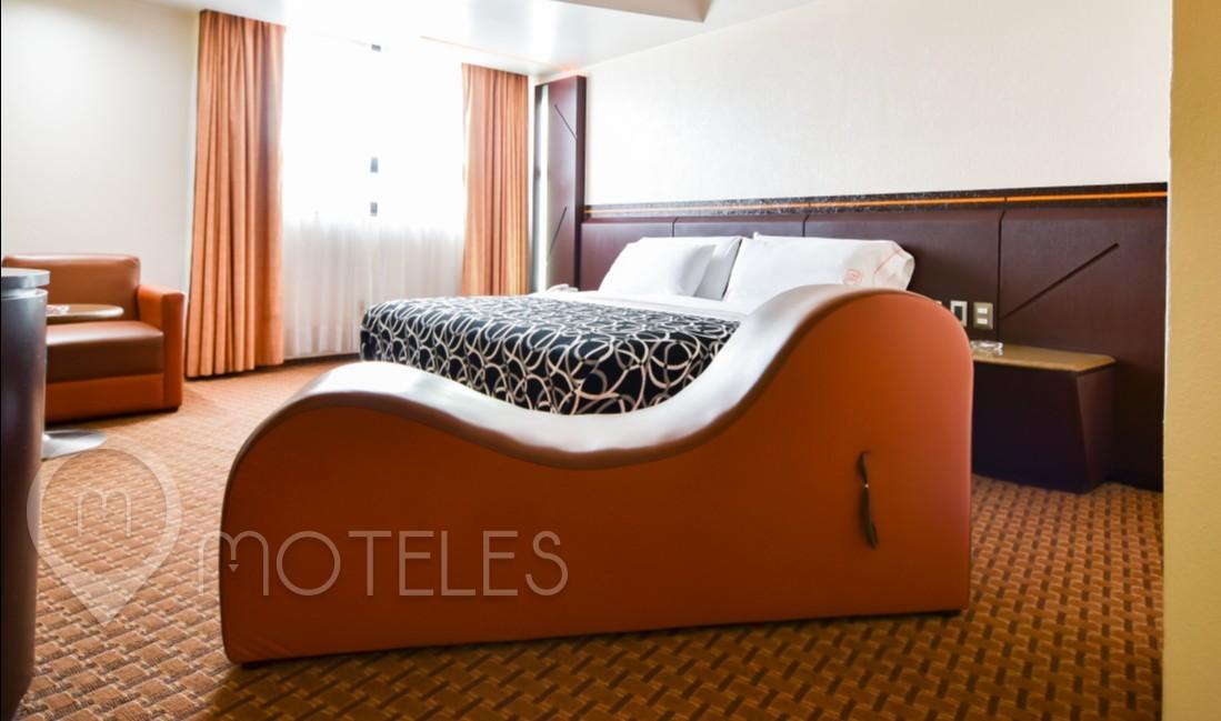 Habitacion Suite con Jacuzzi del Motel Valle del Sur