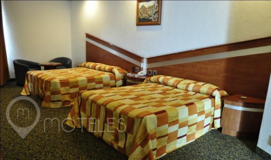 Habitacion Doble del Motel Verona Hotel & Suites