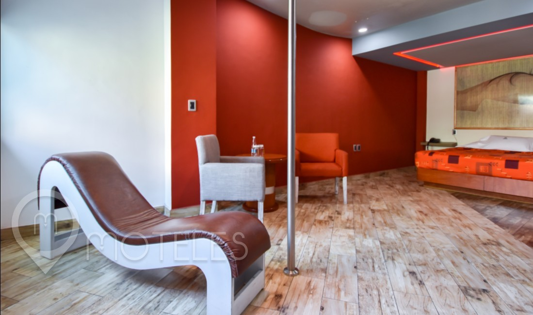 Habitacion Motel Jacuzzi del Motel Verona Hotel & Suites