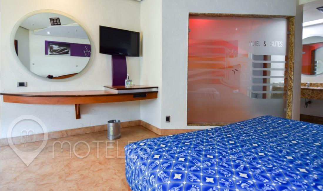 Habitacion Villa Junior del Motel Verona Hotel & Suites