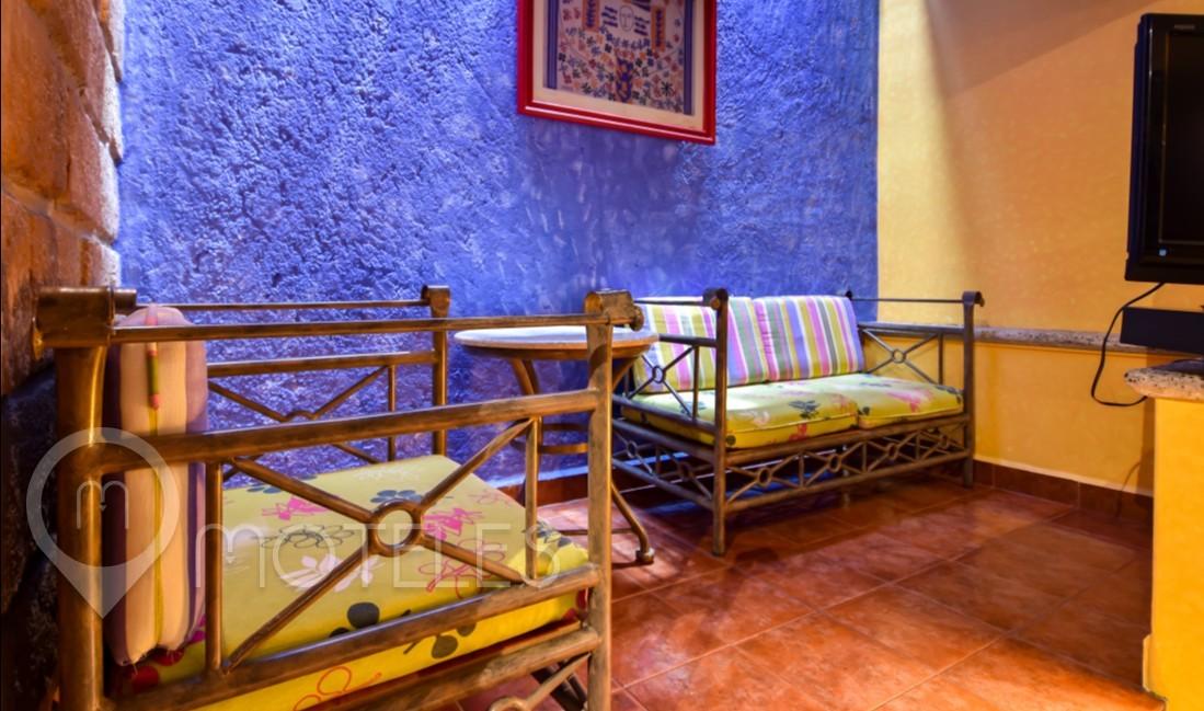 Habitacion Suite del Motel Villa Bonita