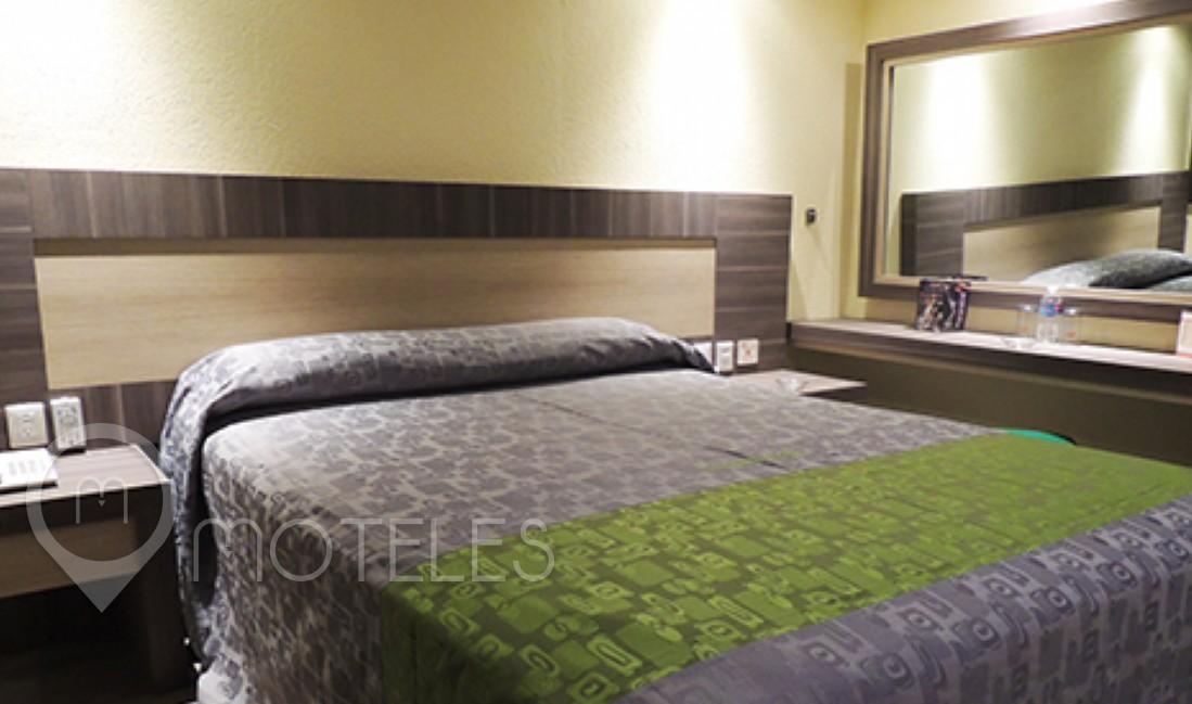 Habitacion Sencilla del Motel Villa del Mar