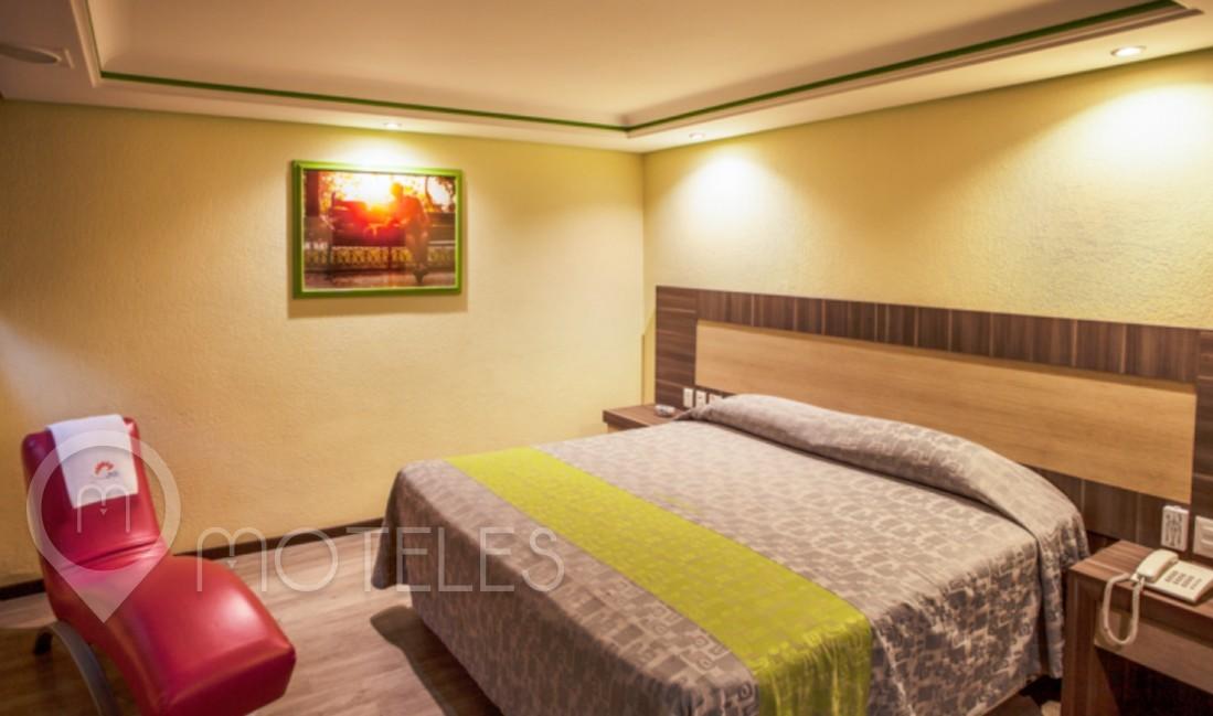Habitacion Suite del Motel Villa del Mar