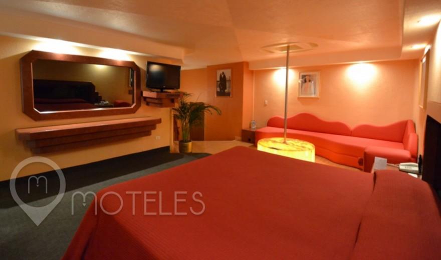 Habitacion Suite del Motel Villa Izcalli