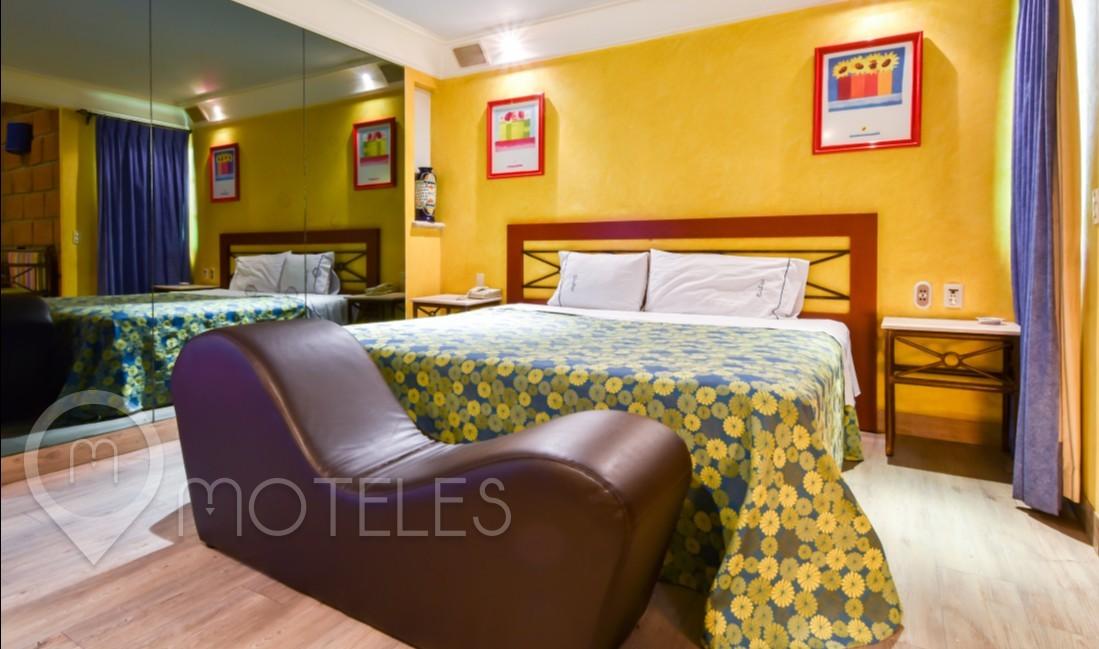 Habitacion Suite del Motel Villa Linda