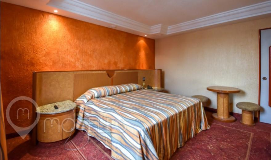 Habitacion Doble del Motel Villa Verde