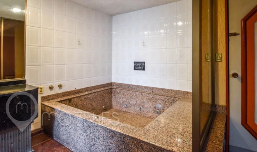Habitacion Jacuzzi del Motel Villa Verde