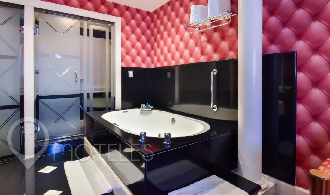 Habitacion Villa Jacuzzi  del Motel Villas Princess