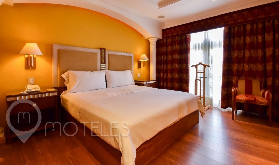 Habitacion Standard Torre  del Motel Villas Princess
