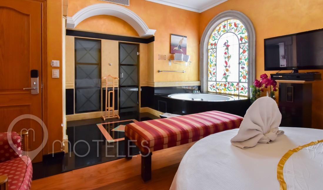 Habitacion Suite Cúpula  del Motel Villas Princess